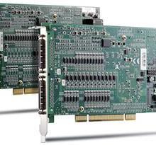 供应凌华PCI总线脉冲序列运动控制卡8轴独立运动图片