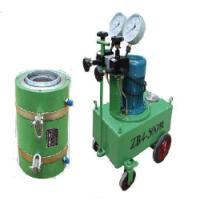 供应张拉机ZB4-500高压电动油泵