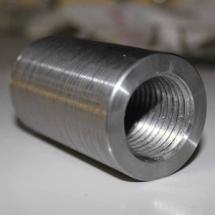 供应钢筋套筒诚信厂家低价批发 新疆滚丝机钢筋套筒厂家低价出售