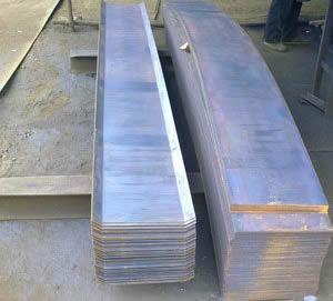 新疆止水钢板订做供20宽止水钢板图片