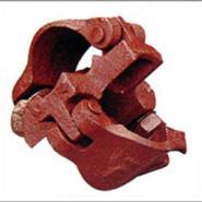 全疆低价扣件销售玛钢扣件新型扣件图片