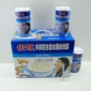 银鹭牛奶花生370ml12罐图片