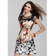 网上外贸服装批发欧美服装尾货外贸图片