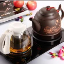 供应礼品套紫砂电热壶节能环保礼品双壶