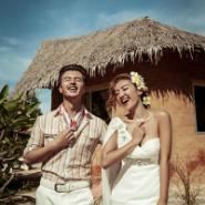婚纱摄影婚纱照个人艺术写真照图片