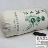 五公斤大米袋定做-帆布束口袋加工图片