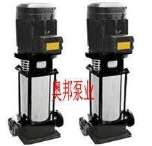 多级增压泵,GDL泵