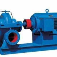 供应S型单级双吸清水离心泵,大流量污水泵,大口径污水泵