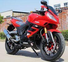 厂家大跑车400cc摩托车双缸250cc地平线跑车信息4000元批发