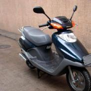 本田150踏板摩托车1700元图片