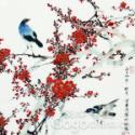 重工粉彩瓷中帝王图片