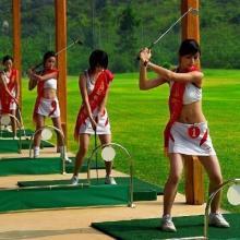 供应金钟山桂林天坑高尔夫一日游