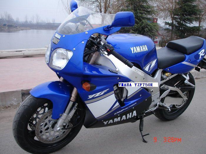 浙江雅马哈YZF750R摩托车批发价格销售