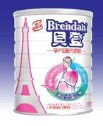 贝登孕产妇配方奶粉900g/听图片