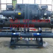 反应釜冷水机组图片