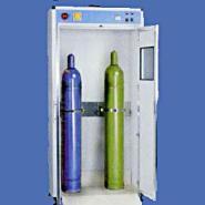 苏州博兰特气瓶柜图片