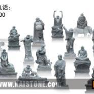 18罗汉石雕图片