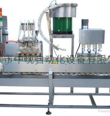 全自动灌装液体生产线图片/全自动灌装液体生产线样板图 (1)