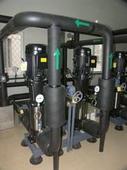 供应新疆专业橡塑保温施工队就是相见劳格斯保温建材