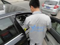 供应车内空气污染治理