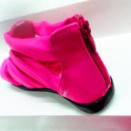 供应2013新款童凉鞋批发西瓜红大童女鞋