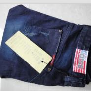 最亮色最好看的女式牛仔裤长裤短裤图片