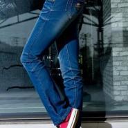 哪里有一手货源惊爆价处理的牛仔裤图片