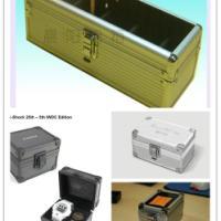 供应铝合金手表盒10格装五格装