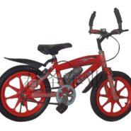 儿童自行车儿童玩具车16寸儿童车图片