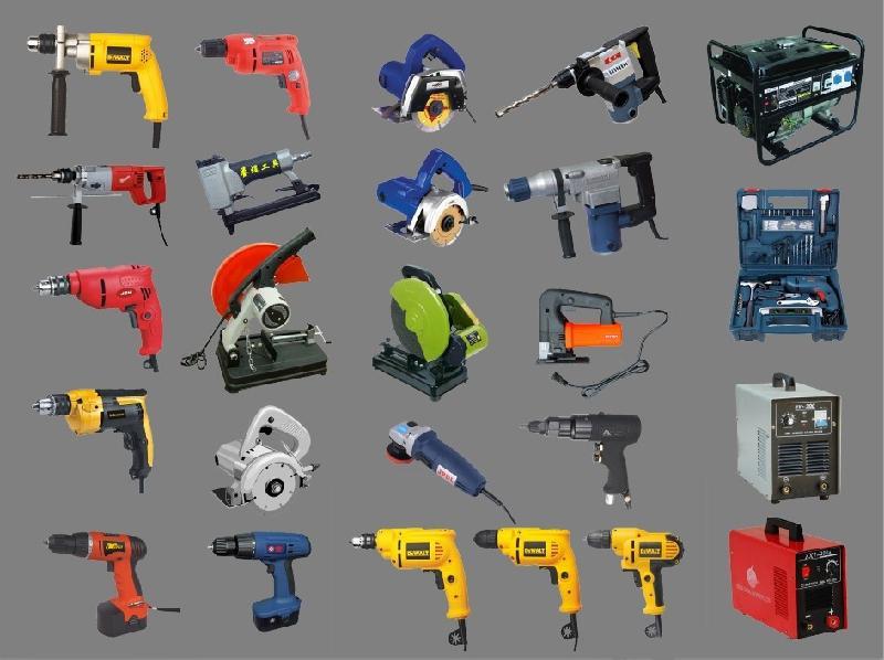 供应电动工具
