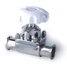 供应进口卫生级隔膜阀不锈钢304隔膜阀图片