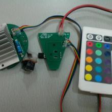 供应LED遥控七彩灯IC