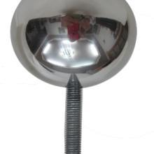 供应用于组装配件装饰的带螺丝不锈钢圆球 空心球