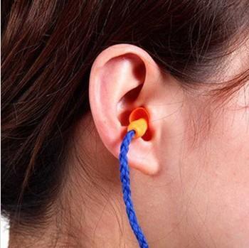 3m1270圣誕樹型帶線耳塞/防噪音耳塞/噪聲耳塞/游泳睡眠耳塞圖片