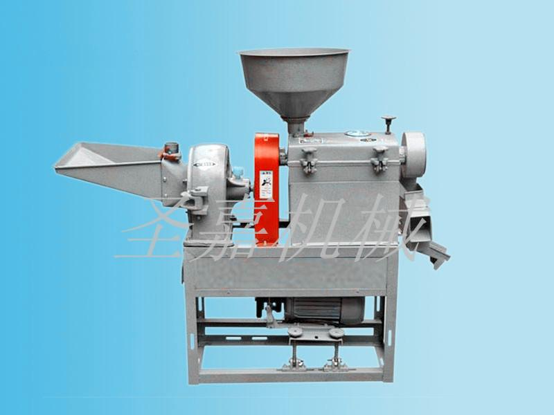 四川碾米机