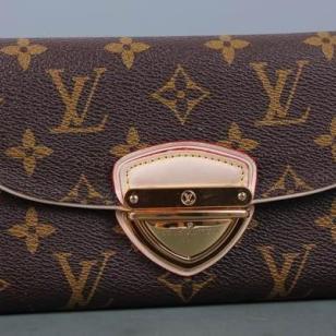 LV热卖经典女士长形钱包80125图片