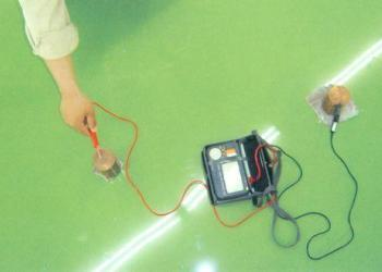 普通防静电地板图片