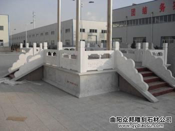 供应天然石栏杆