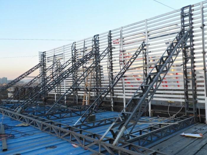 钢结构夹层安装制作