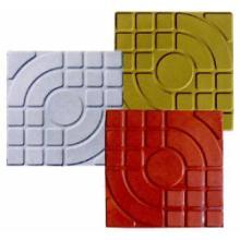 供应西班牙光面砖盲挑砖彩砖透水砖厂价批发直销批发