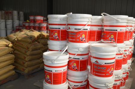供应聚合物(JS)复合防水涂料