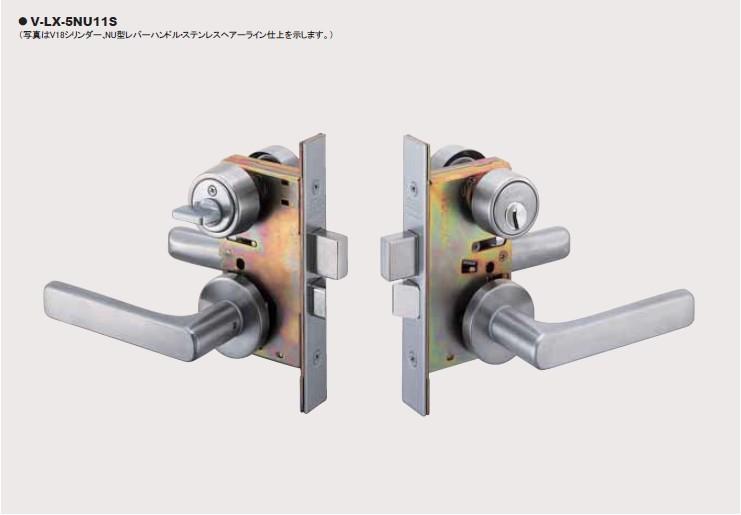 供应高尔防火门锁 GOAL门锁LX-5NU11S执手锁防火锁