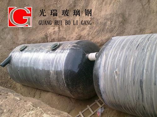 玻璃钢化粪池国内供应商图片