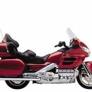 郑州本田金翼1800摩托车图片