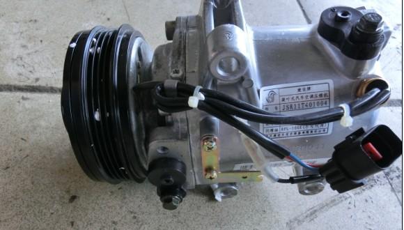 宝骏630宏光乐驰空调压缩机图片高清图片