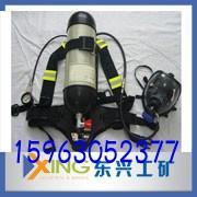 供应东兴生产空气呼吸器长管呼吸器、碳纤维气瓶、气体检测仪器、呼吸器充批发
