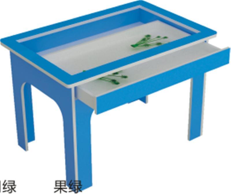 幼儿园设备v设备桌科常室家具家具厂_幼儿园家定制透明亚克力方块图片