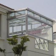 台州办公室玻璃隔间成品隔断高隔墙图片