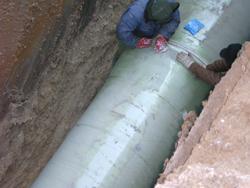供应防漏管防腐管市政管水利管图片