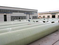供应防腐节能环保玻璃钢管道图片
